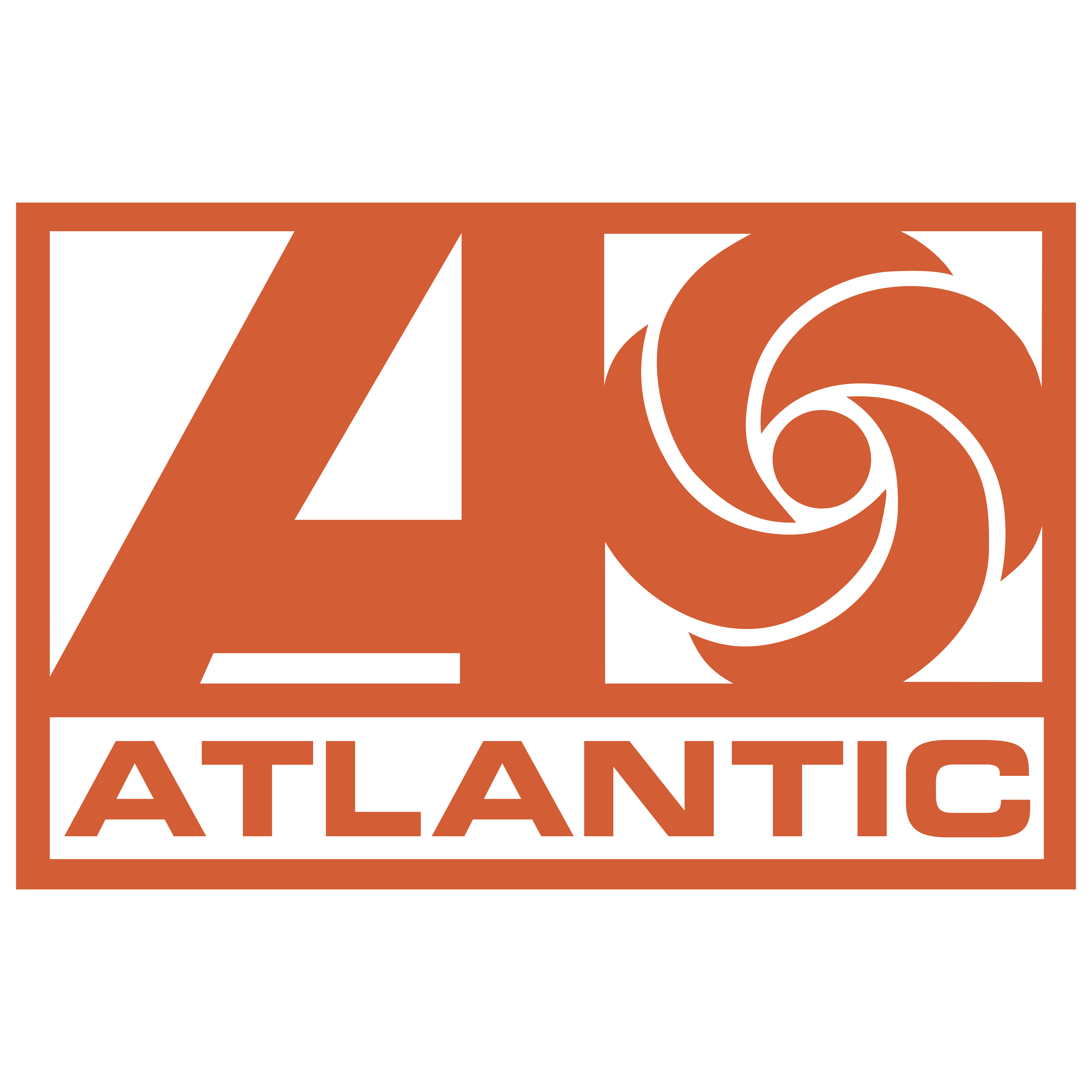 atlantic records � logos download
