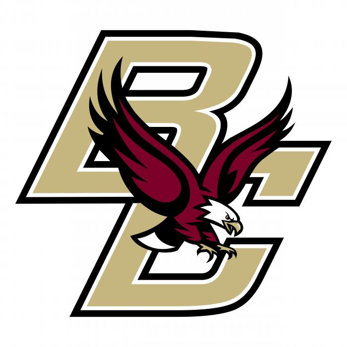 BC Eagles logo