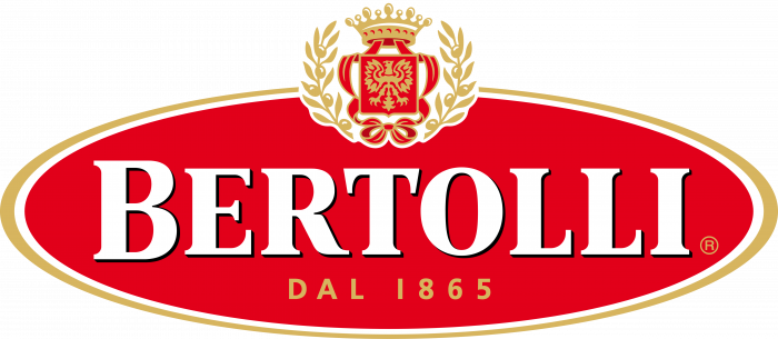 Bertolli logo red