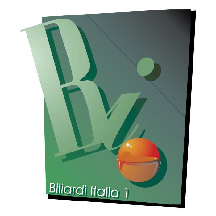 Biliard Italia logo