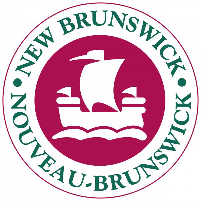 Brunswick logo red