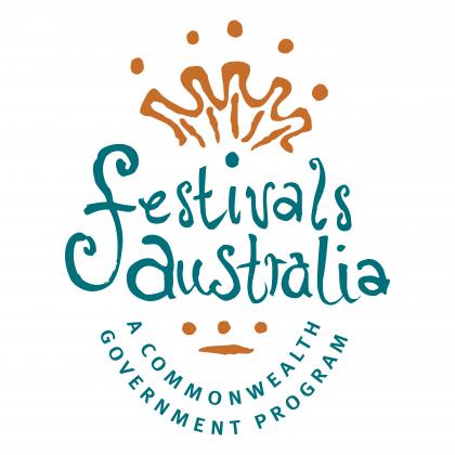 Festivals Australia logo