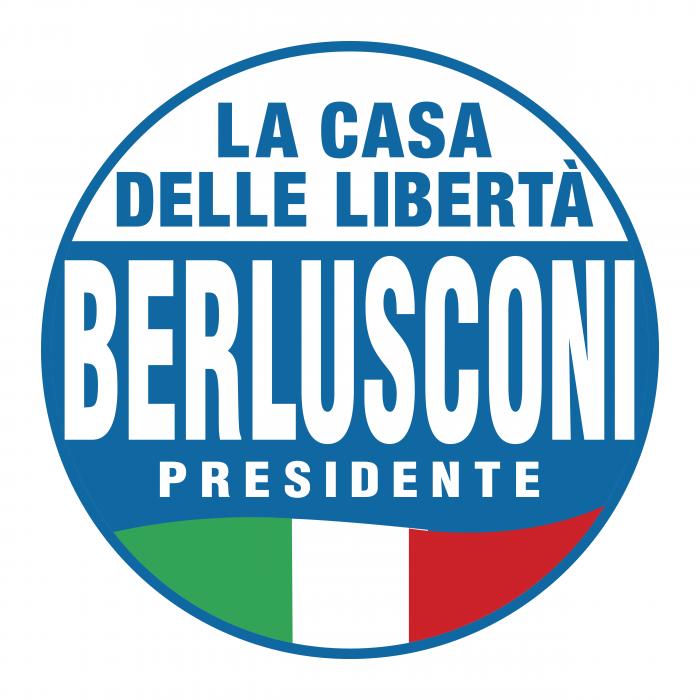 Forza Italia Berlusconi logo