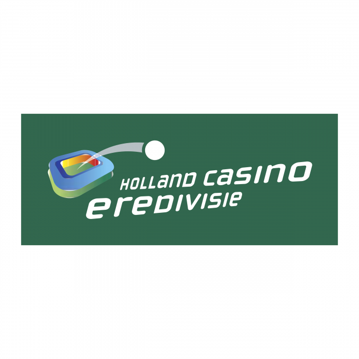 Holland Casino Eredivisie logo color