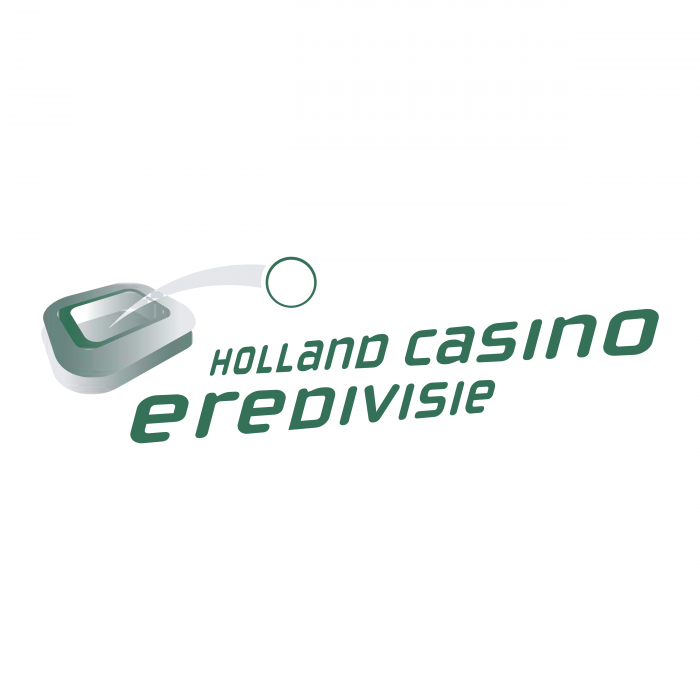 Holland Casino Eredivisie logo green