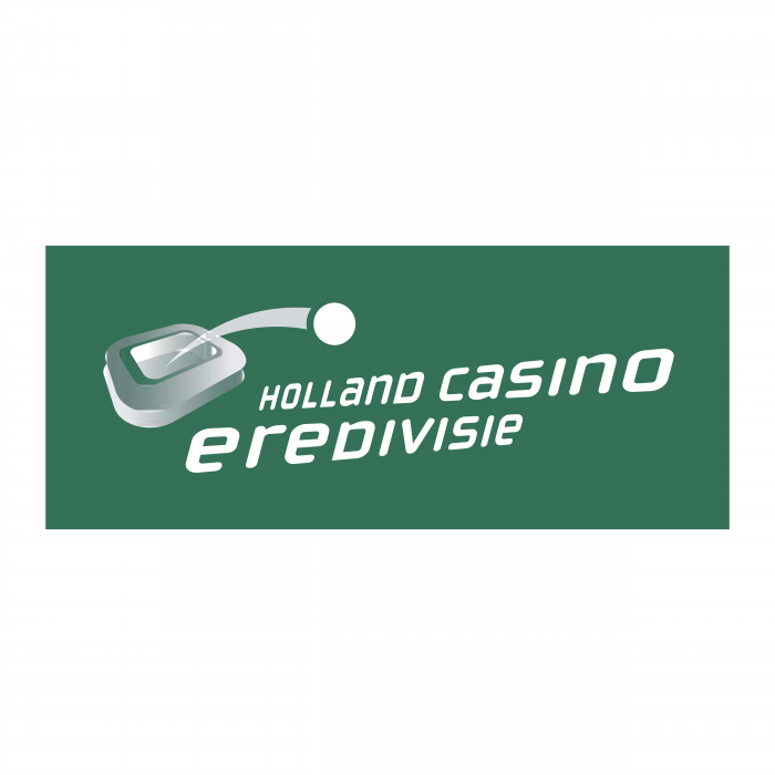 Holland Casino Eredivisie logo green fone