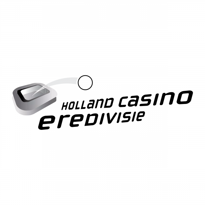 Holland Casino Eredivisie logo grey