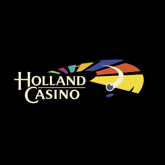 Holland Casino logo black