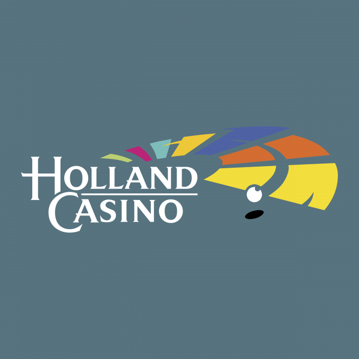Holland Casino logo grey