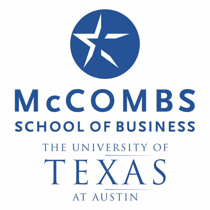 McComb's School of Business logo Texas