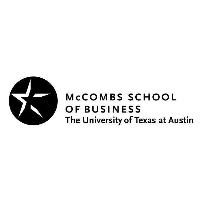 McComb's School of Business logo black