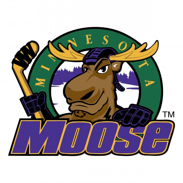 Minnesota Moose logo
