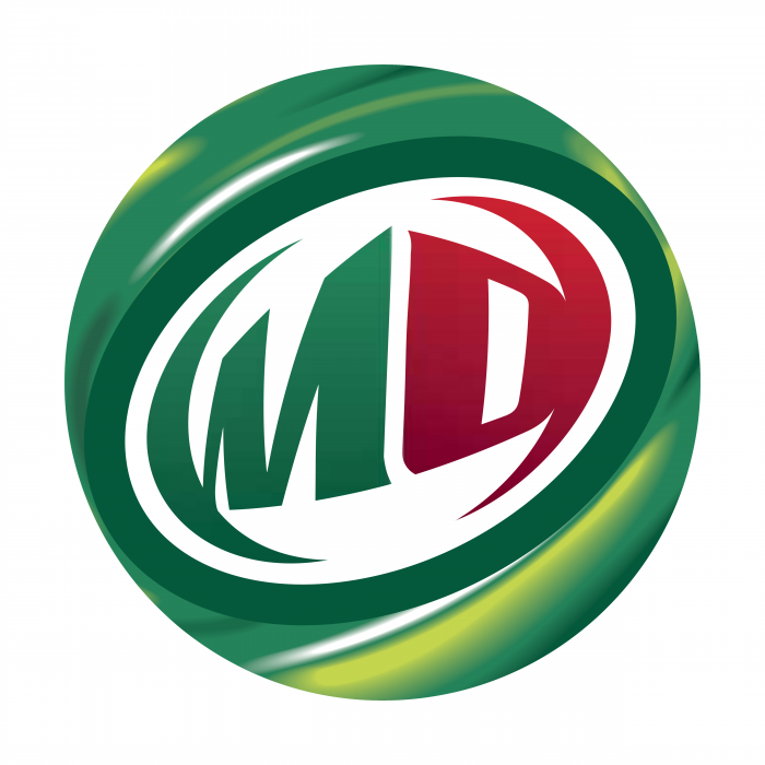 Mountain Dew logo circle