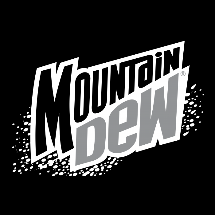 Mountain Dew logo cube