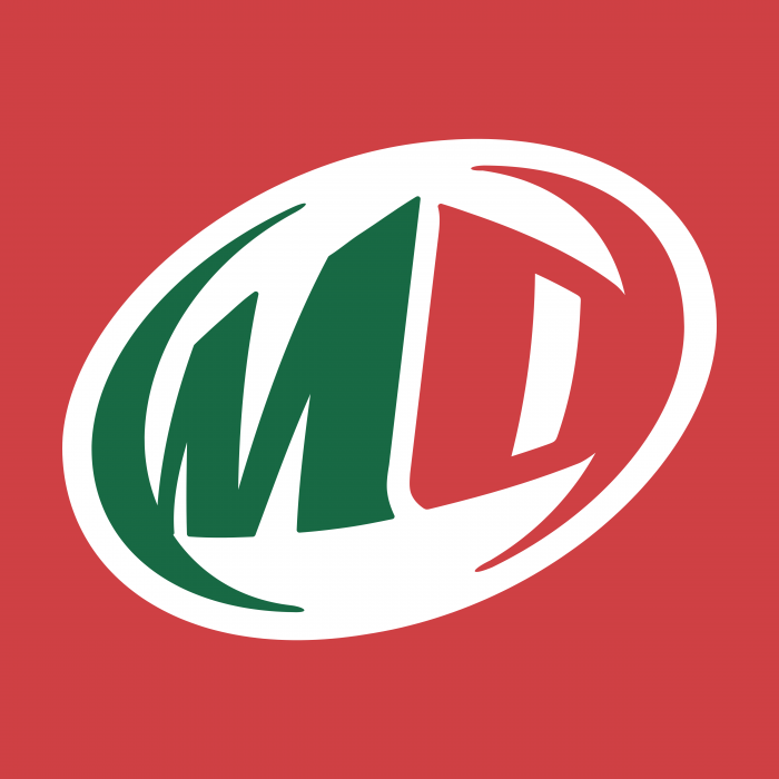 Mountain Dew logo red