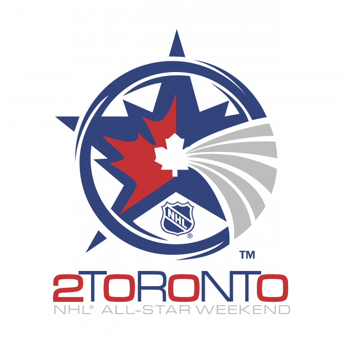 NHL All Star Game Star Weekend logo