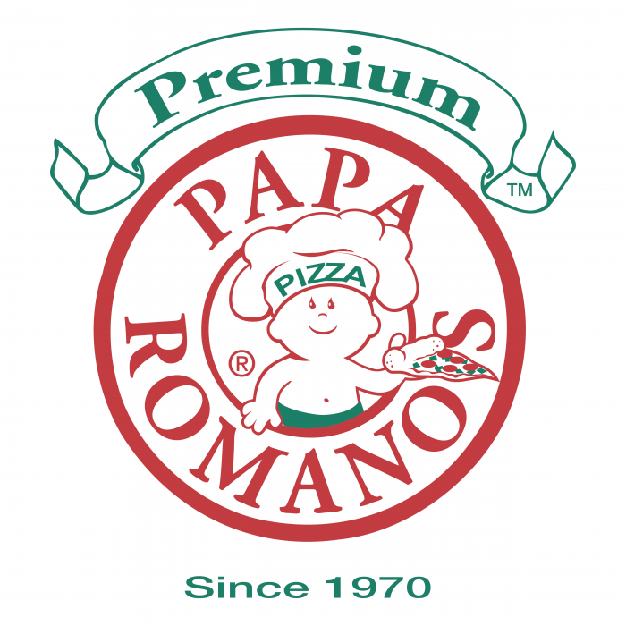 Papa Romano s Pizza logo