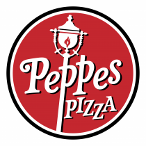 Peppes Pizza logo