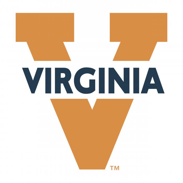 Virginia Cavaliers logo V