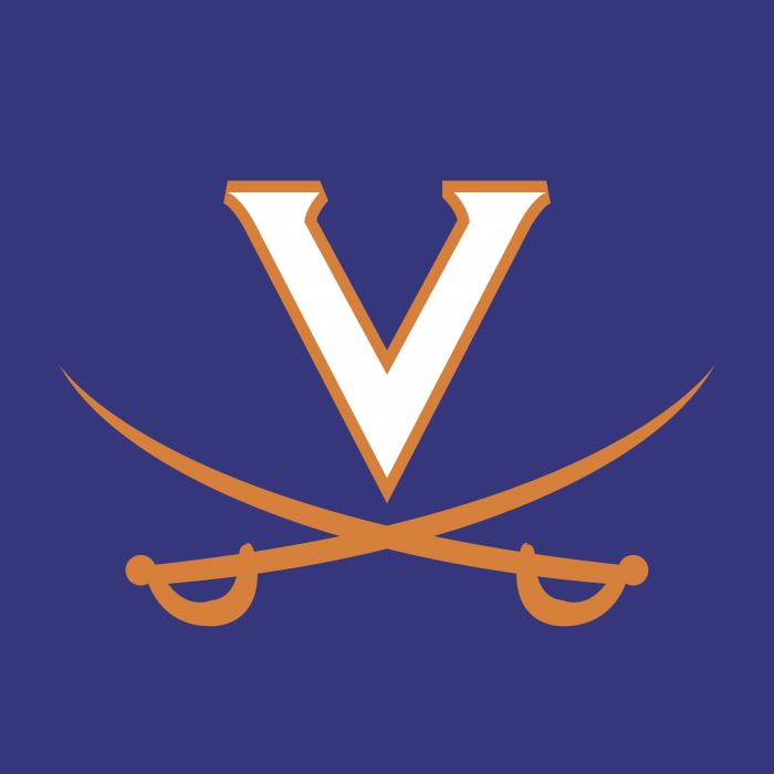 Virginia Cavaliers logo cube