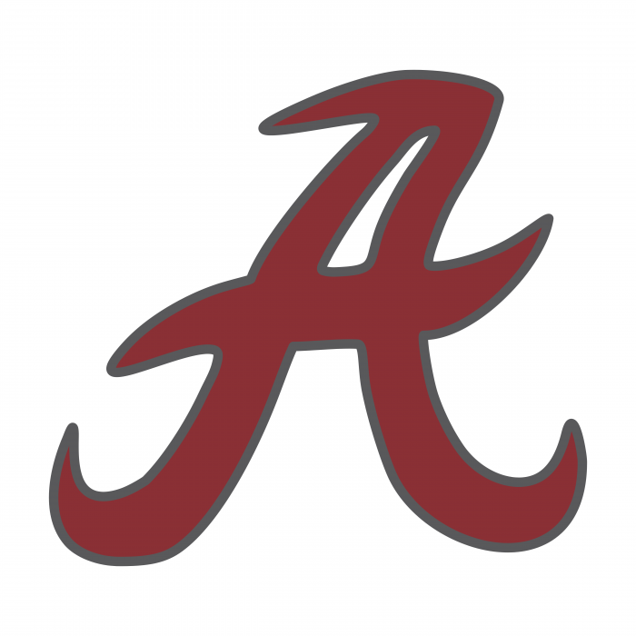 A Crimson Tide logo