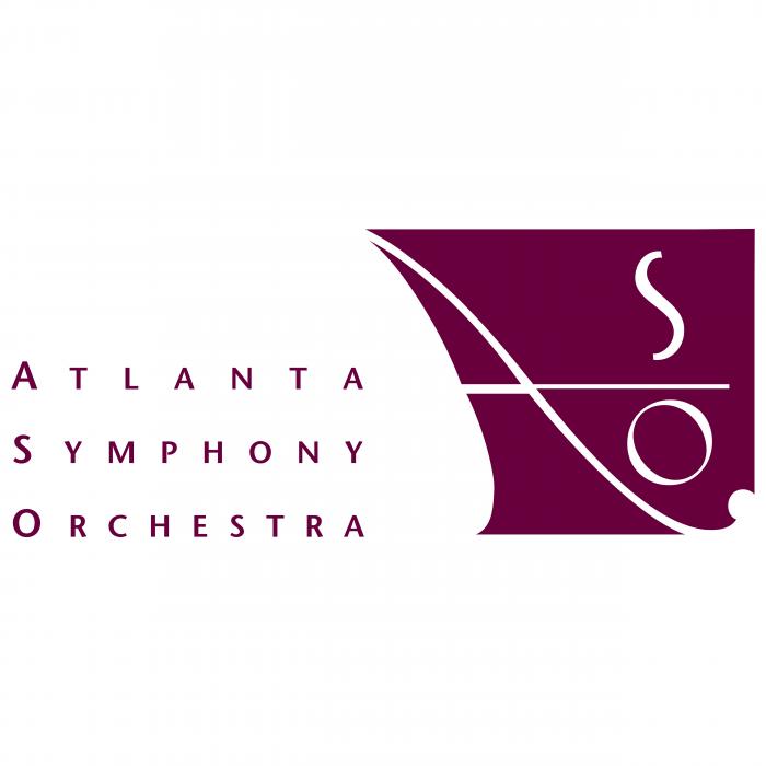 Atlanta Symphony Orchestra logo