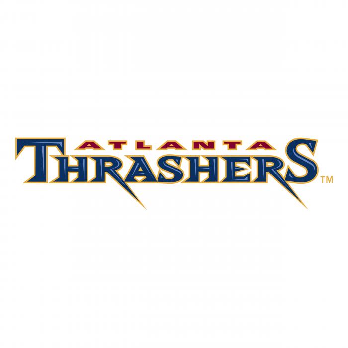 Atlanta Thrashers logo TM