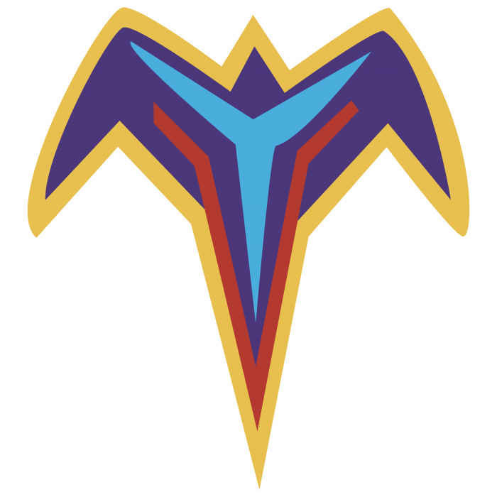 Atlanta Thrashers logo colored