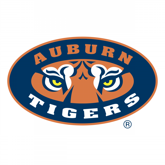 Auburn Tigers logo R