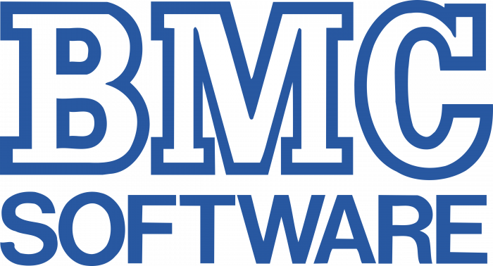 BMC Software logo blue
