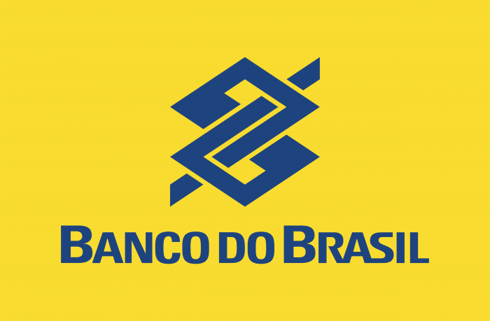 Banco do Brasil logo yellow
