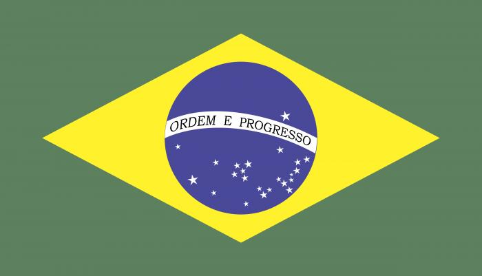 Bandeira do Brasil logo