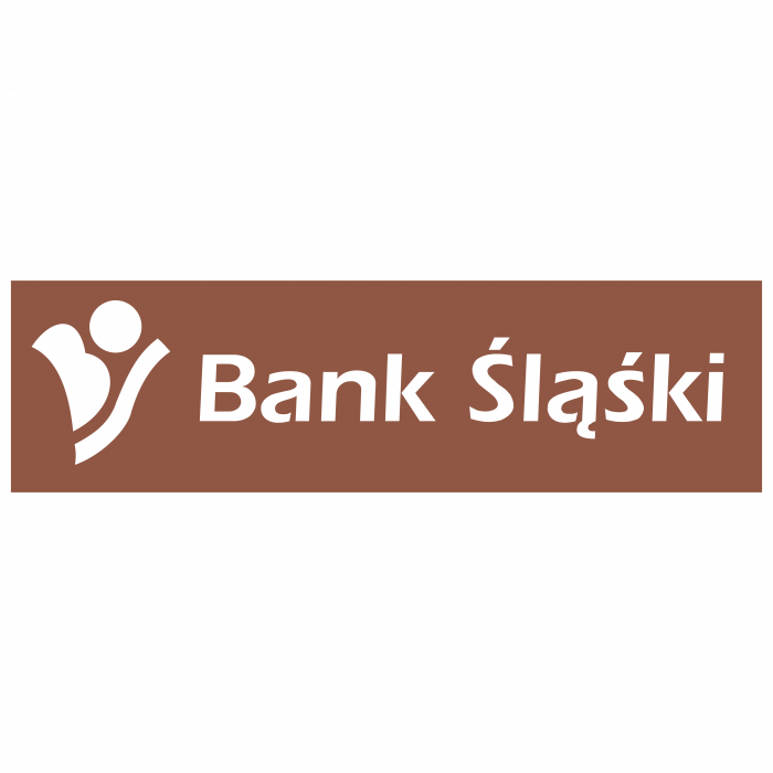 Bank Slaski logo braun