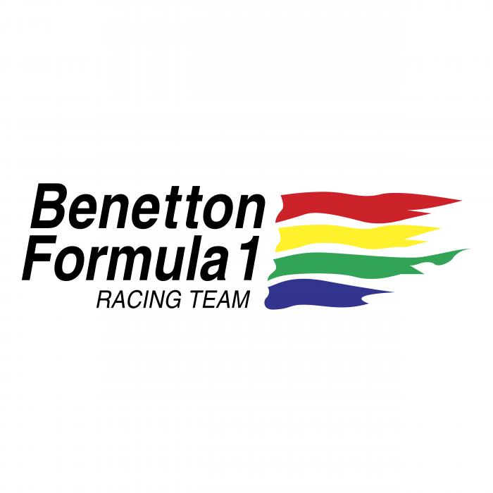 Benetton Formula1 logo
