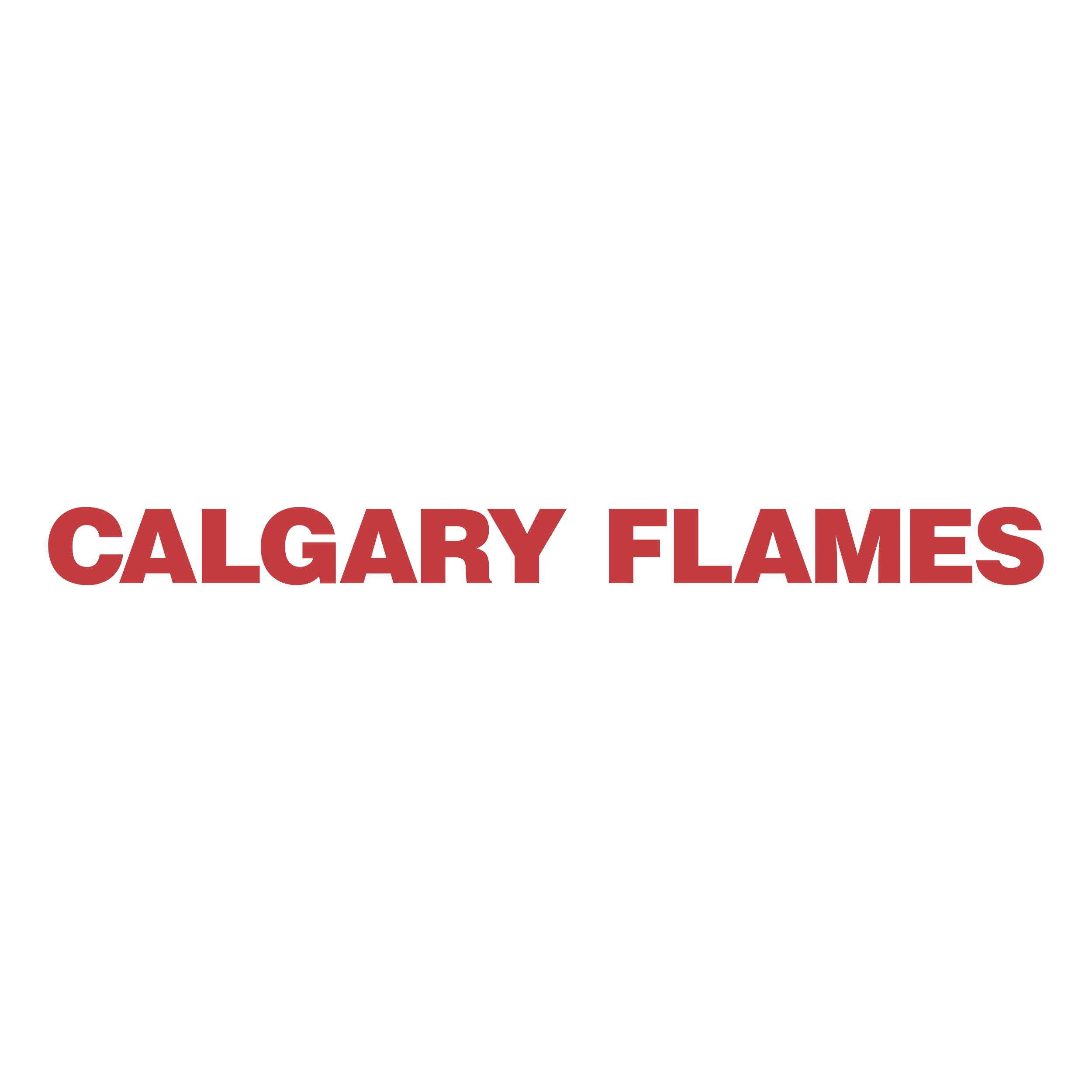Calgary Flames Logos Download