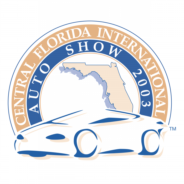 Central Florida International Auto Show logo