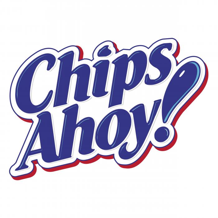 Chips Ahoy logo brand