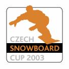 Czech Snowboard Cup logo 2003