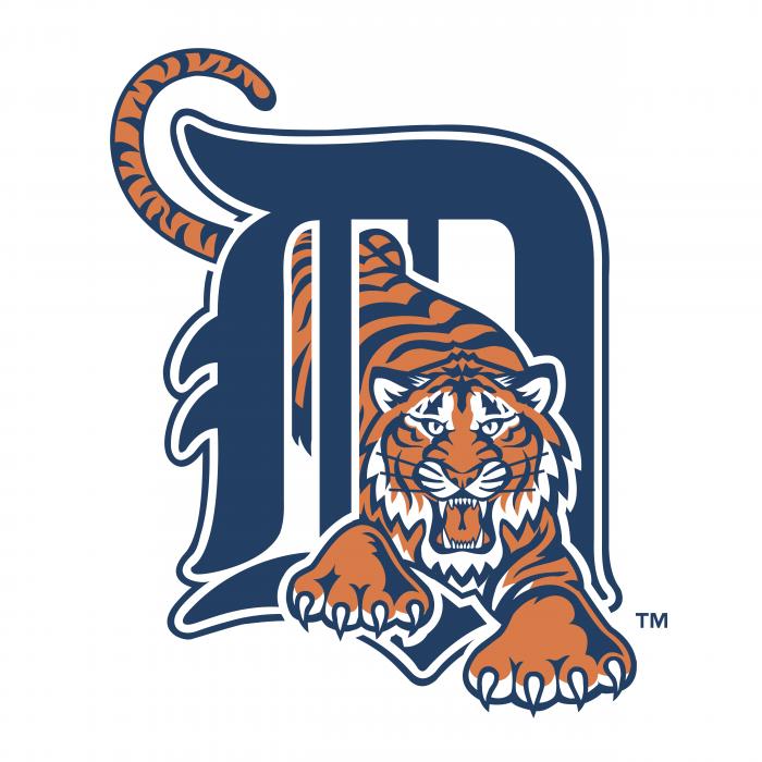 D Tigers logo D
