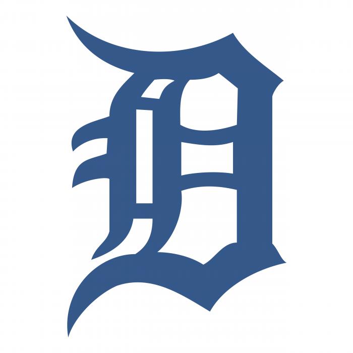 Detroit Tigers logo D