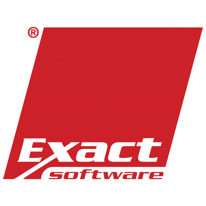 Exact Software logo red