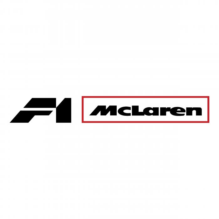F1 McLaren logo