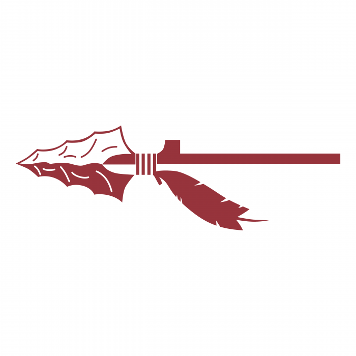 Florida State Seminoles logo spear