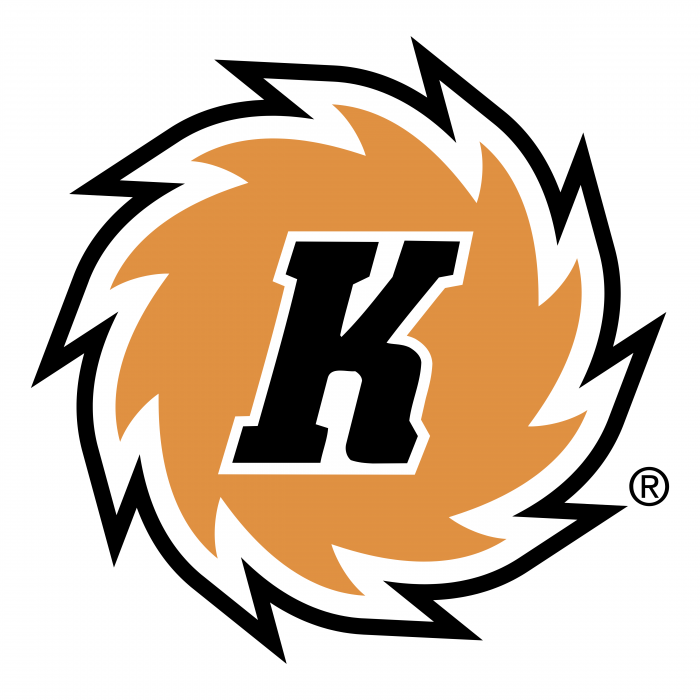 Fort Wayne Komets logo circle