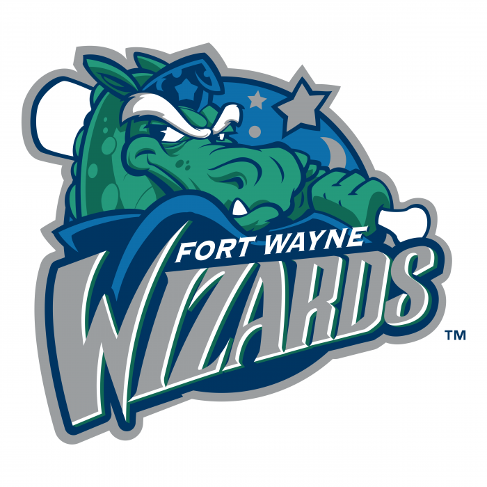 Fort Wayne Wizards logo