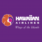 Hawaiian Airlines logo violet