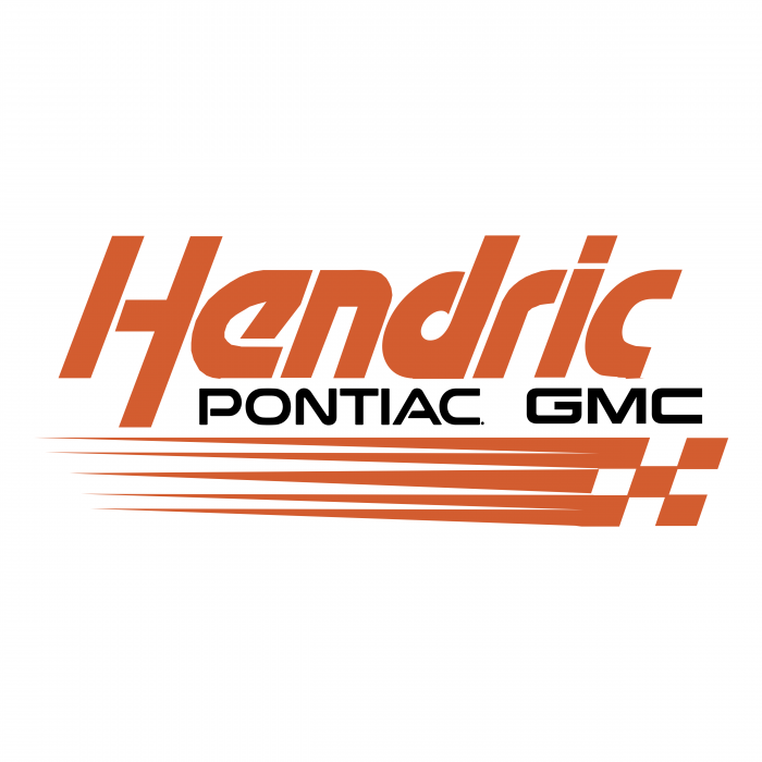 Hendrick Pontiac GMC logo