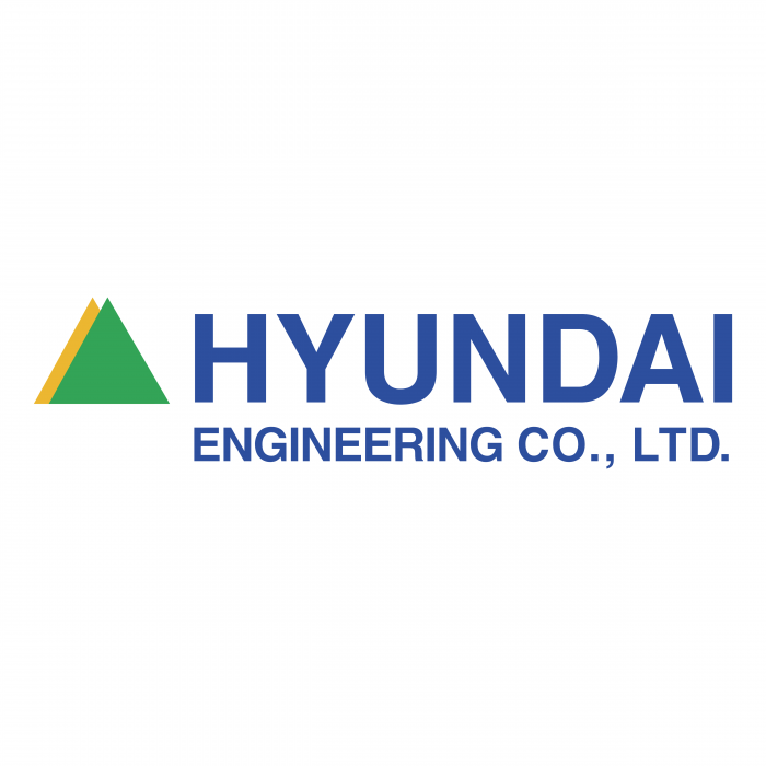Hyundai Engineering logo LTD