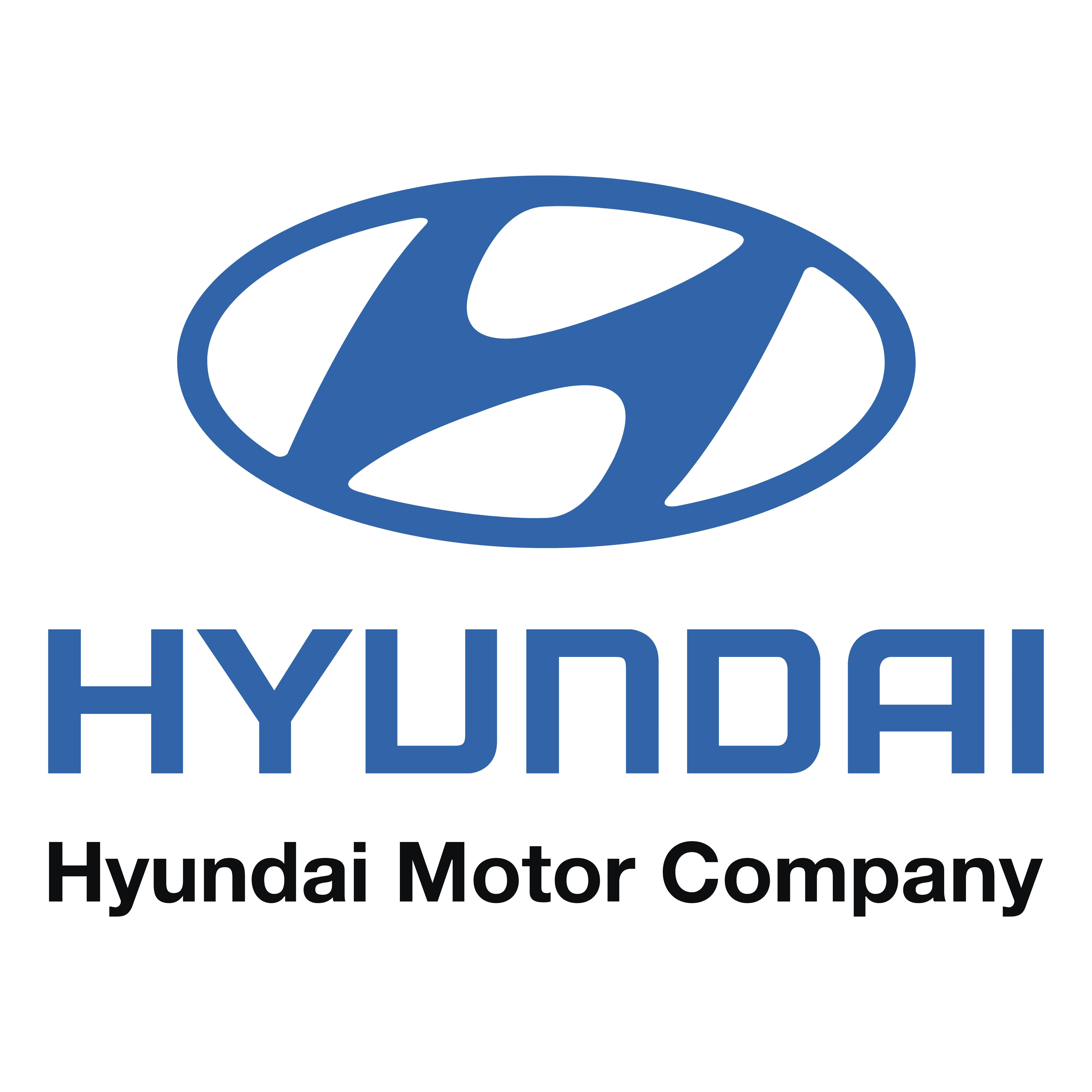 hyundai � logos download