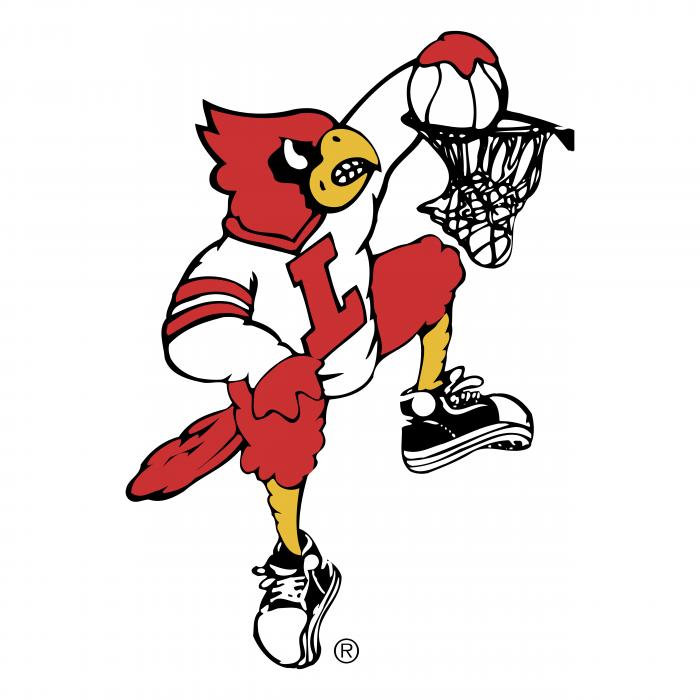 Louisville Cardinals logo R